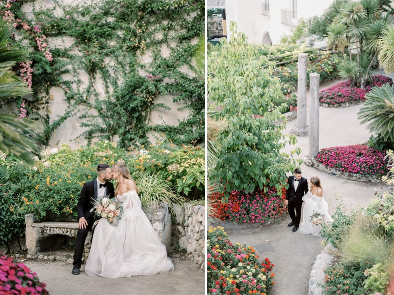 italian villa destination wedding
