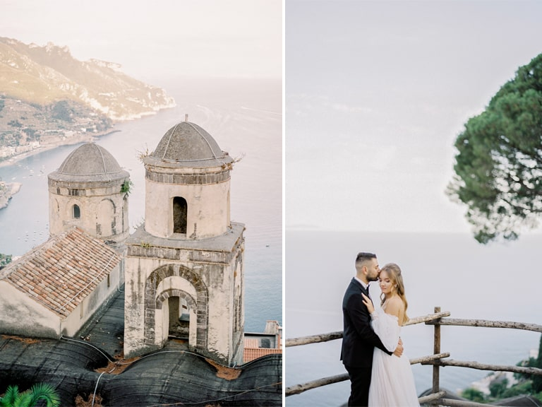wedding ravello amalfi coast wedding planner