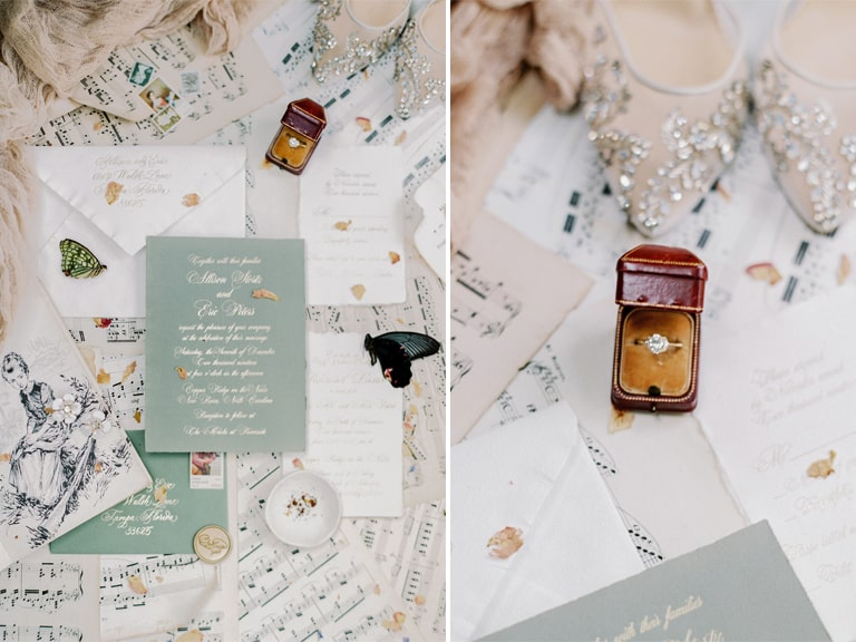 wedding stationery amalfi coast