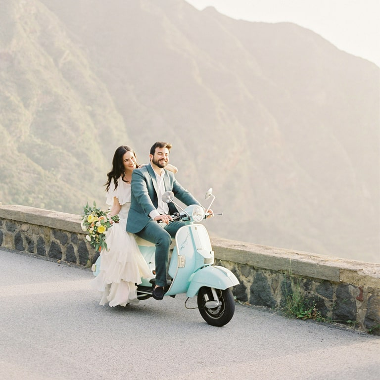 amalfi coast outdoor wedding