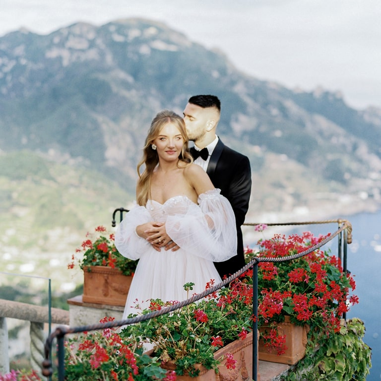 dolcevita ravello wedding
